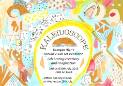 Kaleidoscope Visual Art Exhibition