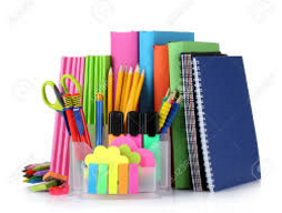 Junior & Senior Stationery Lists
